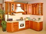 Проектиране на обзавеждане за кухня от масивна дървесина по поръчка