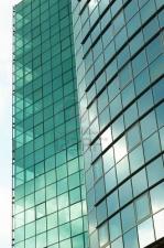 стъклена фасада