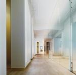 интериорна стъклена стена