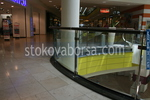 изработка на парапети за балкони от инокс и стъкло
