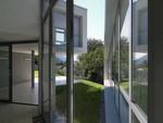 стъклена преградна стена