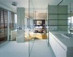 интериорна стъклена стена по поръчка