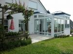 Стъклени зимни градини по поръчка. Цената за изработва