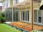 стъклена зимна градина