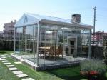Изработка на остъкление за вътрешни и външни зимни градини по поръчка