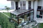 стъклен покрив
