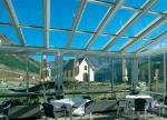покрив от стъкло по поръчка