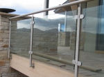 парапети от стъкло