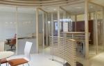 Проектиран и изработка на врати от стъкло