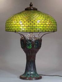 Лампи с витраж