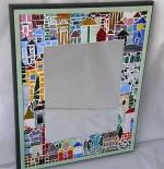 Изработка на декоративни цветни стъкла