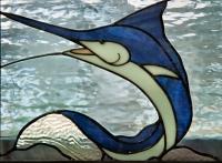 Витраж Риба