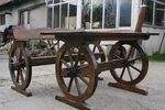 маси с 1 пейка от дърво за механи и кръчми