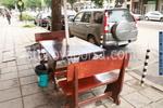 маси с пейки от дърво за механи и кръчми