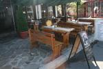 битова маса с пейки