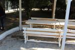производство на дървени пейки с маса
