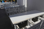 битови маси с пейки