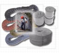 Шкотови въжета от полиамидна коприна - 5 мм