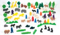 Фигурки: Зоо животни