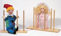 Стойка за кукли