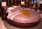 Поръчки на кръгли спални с обла табла