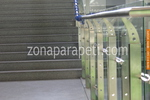 производство на парапети от стъкло и неръждаема стомана