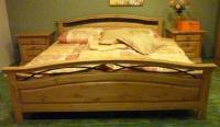 Борова спалня по поръчка