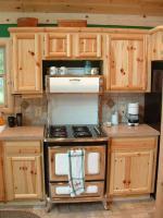 кухня от чамова дървесина
