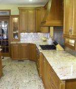 Мраморен кухненски плот