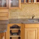 Изработка на кухненски плот от гранит по готов размер