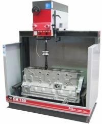 Машина за хонинговане на цилиндри за двигатели