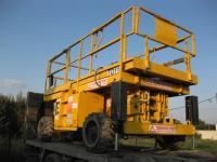 Самоходна хидравлична платформа до 500 кг