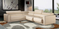 Луксозен диван цвят бежово
