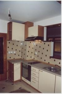 Кухня с ламинирано покритие