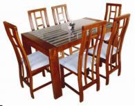Маса и столове за обзавеждане на трапезария