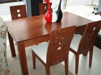 Класическа маса за трапезария
