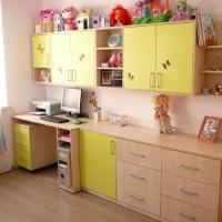 Изработване на мебели за детски стаи