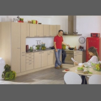 Просторна кухня за дома