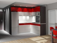 Луксозни кухни по индивидуален проект