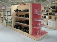 Рафтове за обзавеждане на магазини