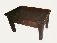 Декоративна маса за дневна с чекмедже