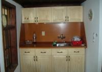 Изграждане на кухня по проект от масив