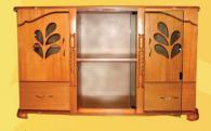 Дизайнерски шкаф за дневна