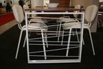 Трапезна маса със столове по индивидуален проект