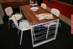 Изработка на трапезни маси със столове