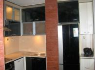 Дизайнерска ъглова кухня