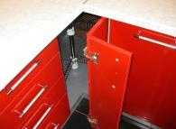 Модерни шкафове за кухня