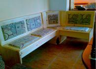 Кухненски диван с ракла 130/180см