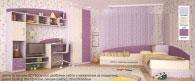 Модерни мебели за обзавеждане на детски стаи