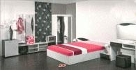Модерно спално обзавеждане